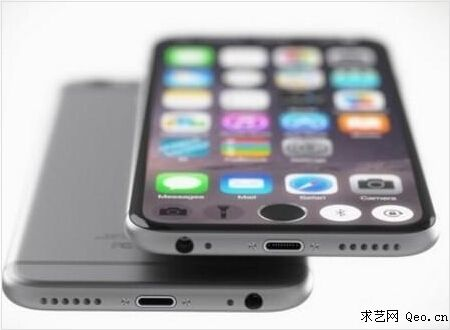 iphone 7概念设计图出炉 蓝宝石显示屏或河南造