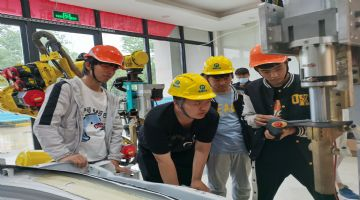 安徽哪里有工业机器人培训机构
